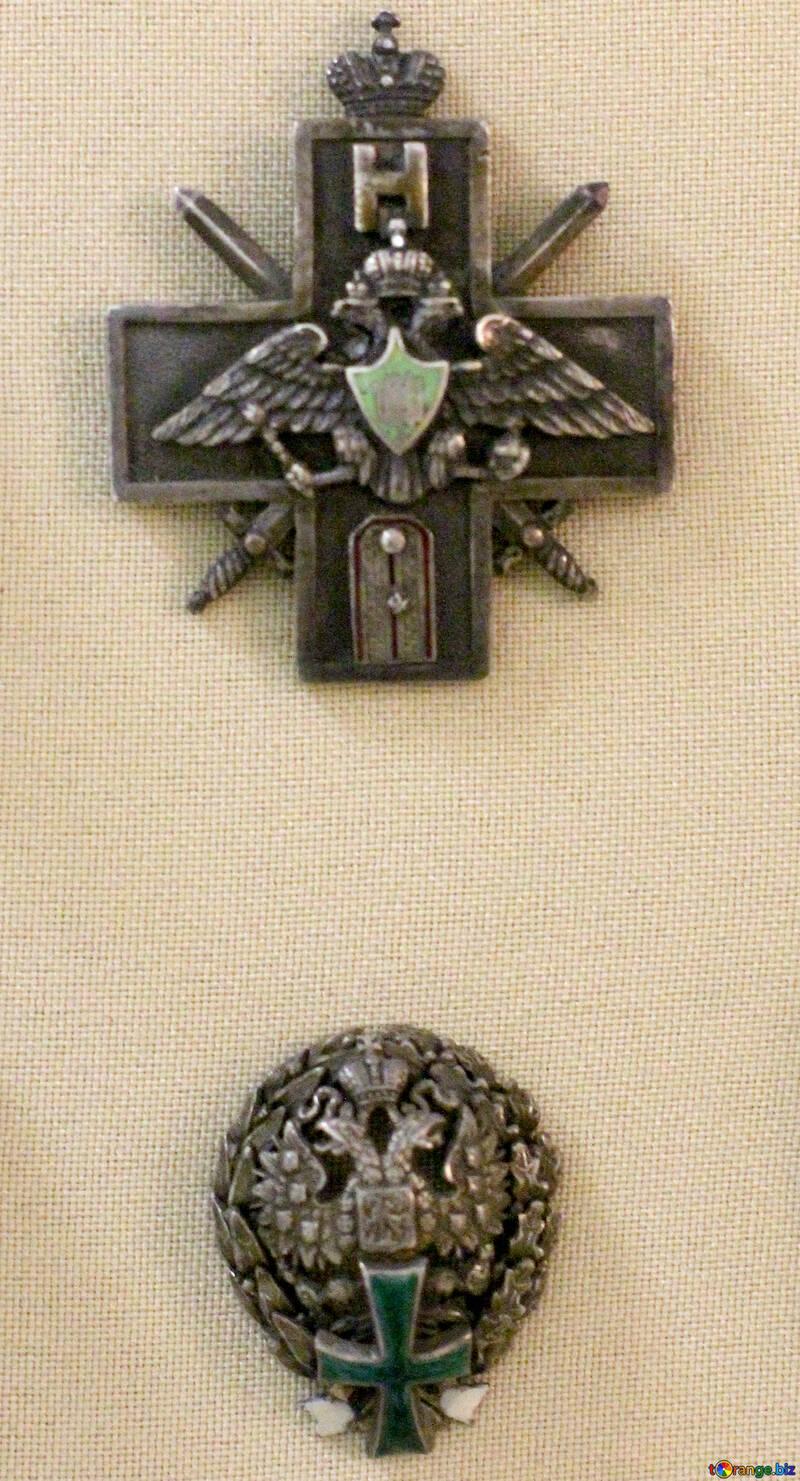 Vintage premium badges №44214