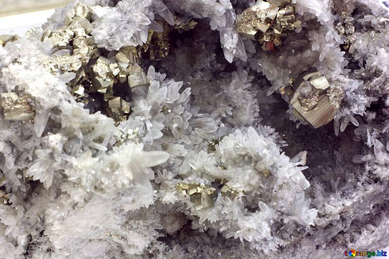 Pyrite stone №44650