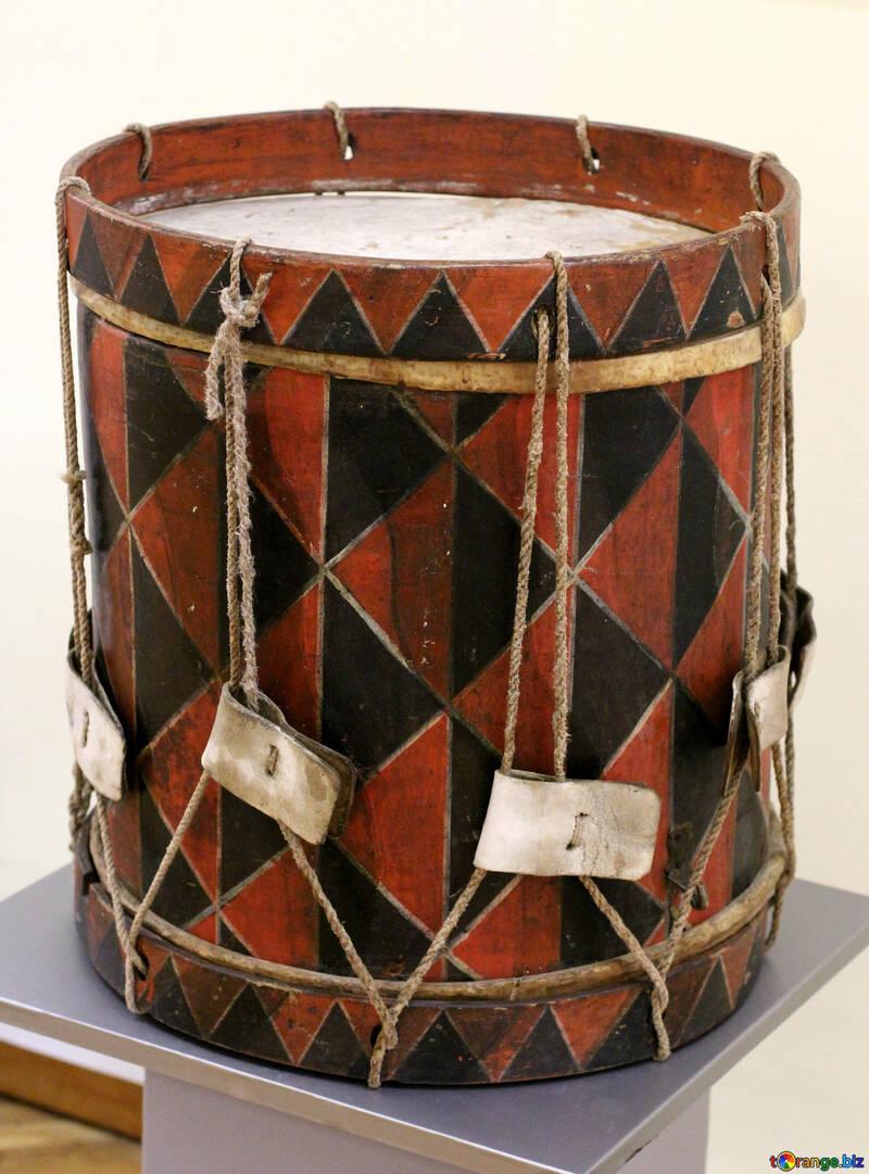 vintage drum №44180