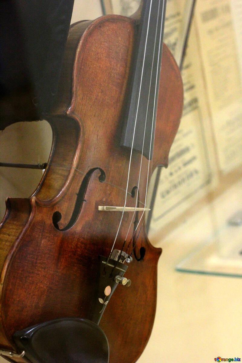 Violin №44204