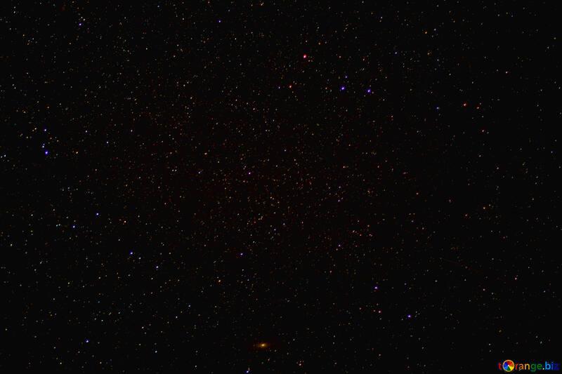 Night sky with stars №44716