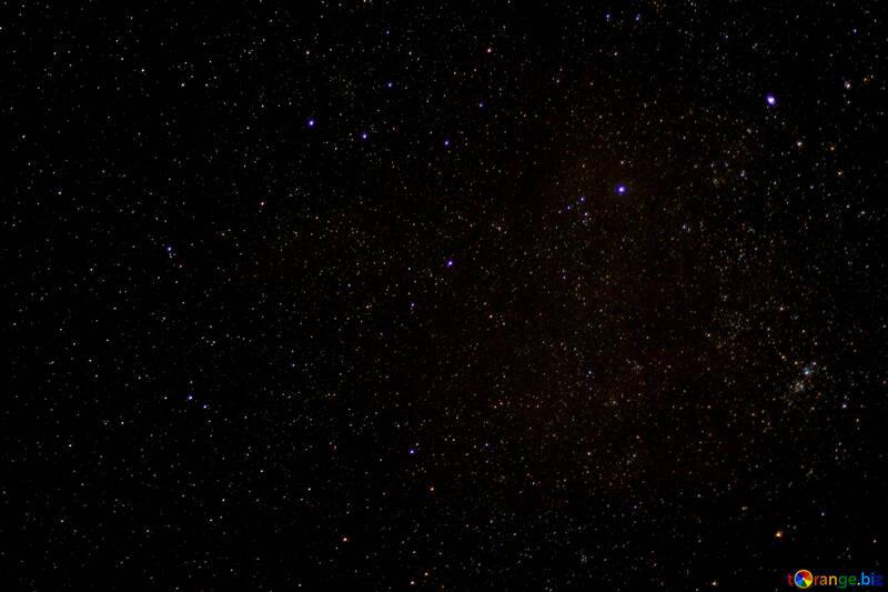 Night sky with stars №44717