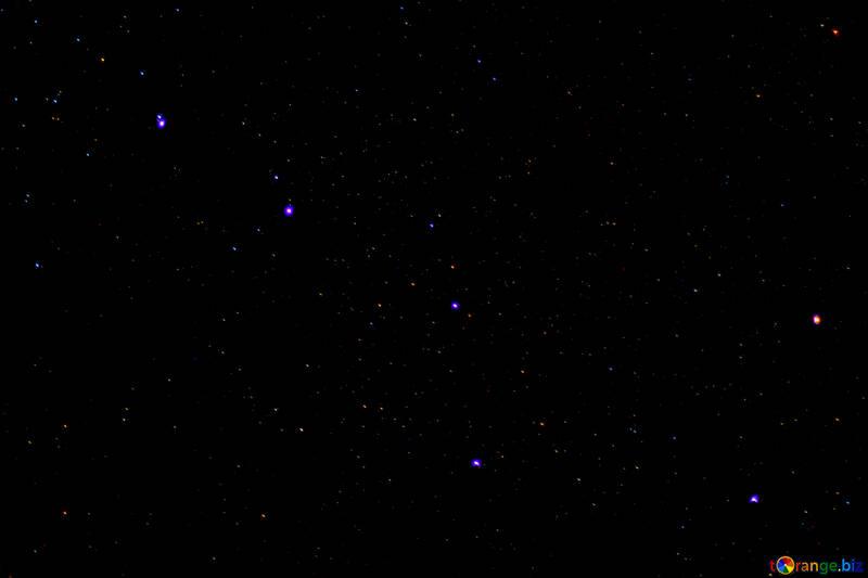 Night sky with stars №44722