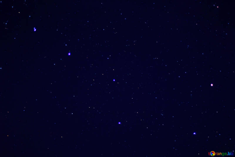 Starry sky №44726