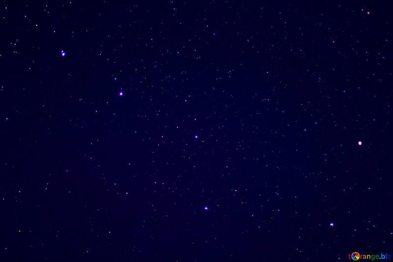 Starry sky №44732