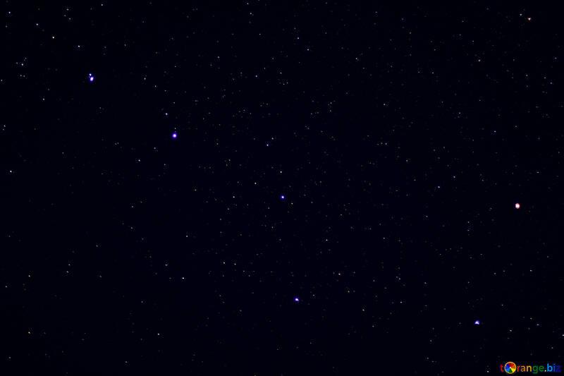 Starry sky №44733