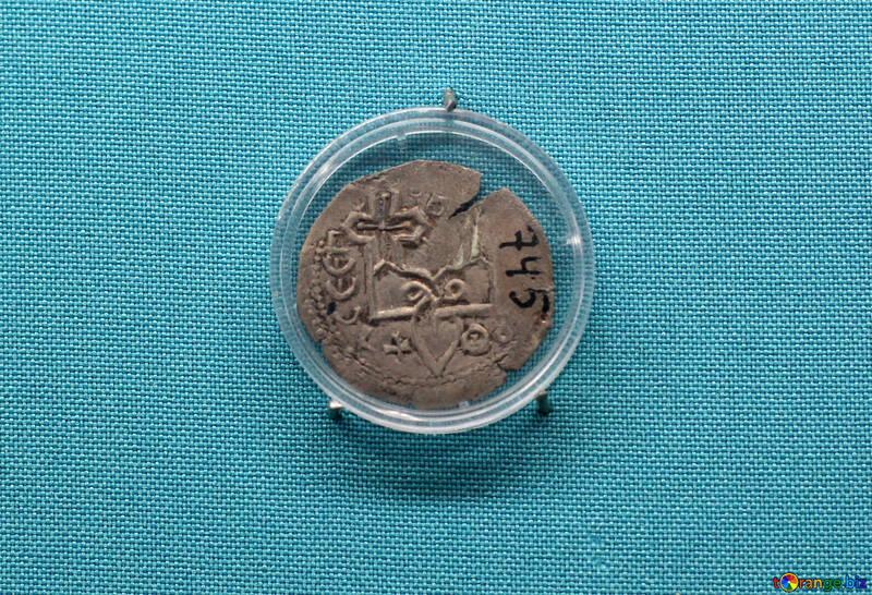 Ukrainian ancient silver coin №44064