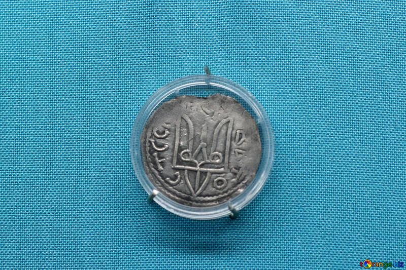 Ukrainian coin srebnik №44065
