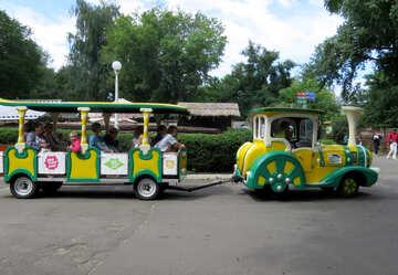 Kinder Zug №45170