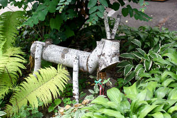 Figure goat Birch №45865