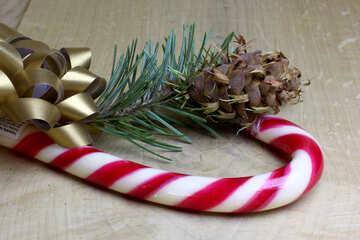 Weihnachtssüßigkeit №46342