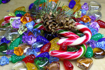 Christmas sweets №46310