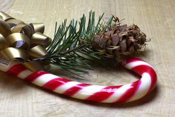 Christmas candy №46339