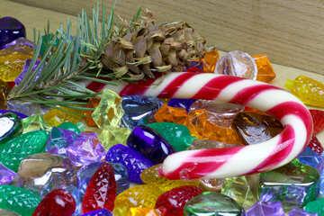 Christmas sweets №46305