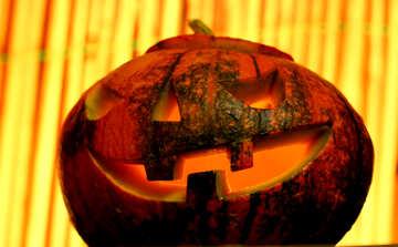 Calabaza de Halloween №46198
