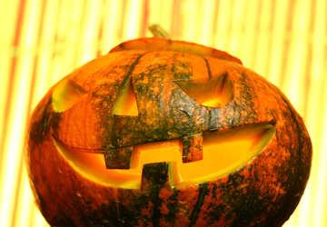 Calabaza de Halloween №46199