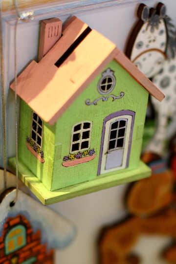 House Fairy Doll №46915