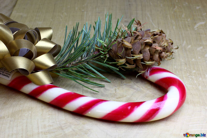 Christmas candy №46340