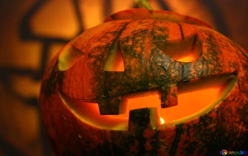 Halloween pumpkin №46194