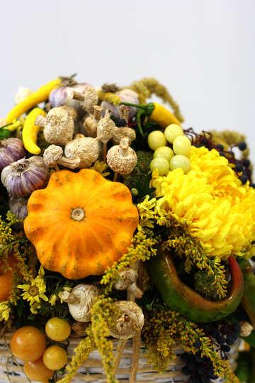 Autumn vegetables №47042