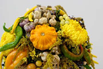 Autumn vegetables №47044