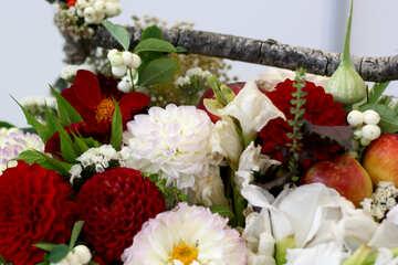 Autunno composizione di fiori №47035