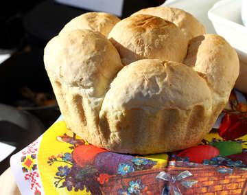 White bread wheat home №47413