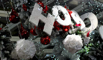 Christmas decorations №47850