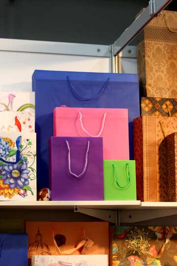 Paper bags №47084