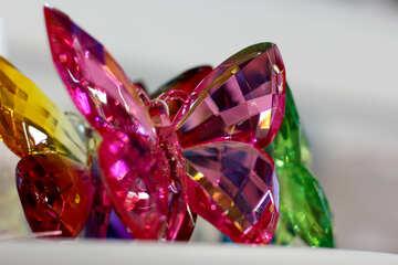 Bright butterflies №47143