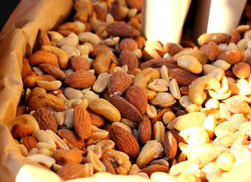 Mixture of nuts №47498
