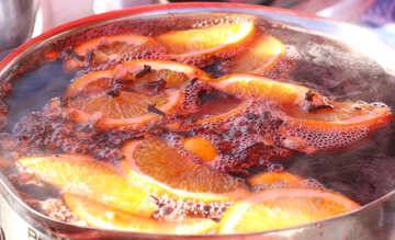 Mulled wine №47533