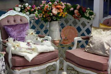 A cozy armchair №47114