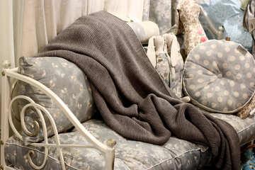 A cozy sofa №47030