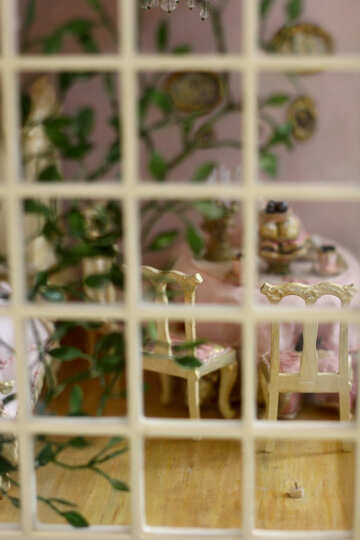 The furniture in the doll house №47111