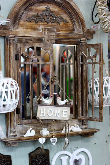 Window dollhouse №47123