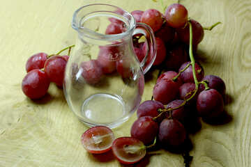 Drinks from grapes №47275