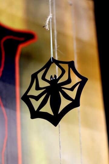 Decoration spider №47241