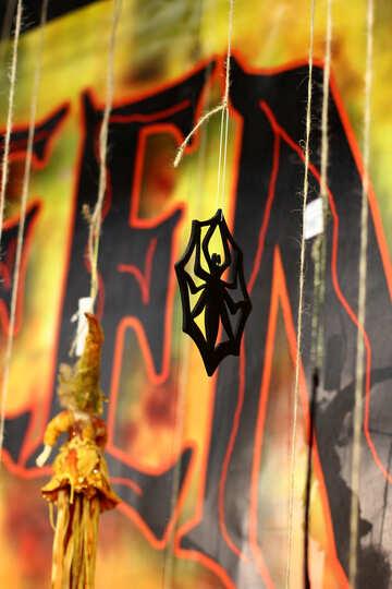 Decoration spider №47258