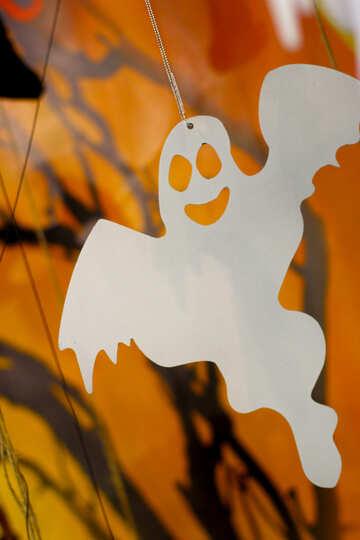 Ghost on Halloween №47239
