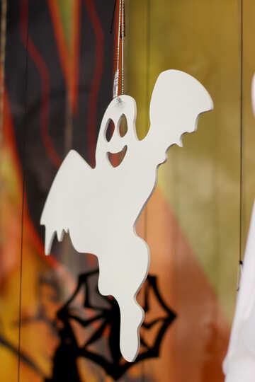 Ghost on Halloween №47240