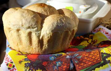 White bread wheat home №47411