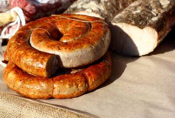 Home sausage №47463