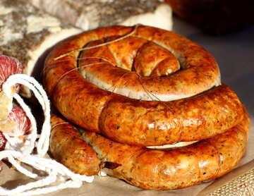 Home sausage №47467