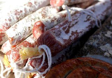 Smoked sausage №47471