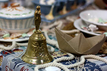 Table bell №47151