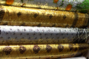 Oilcloth on display №47207