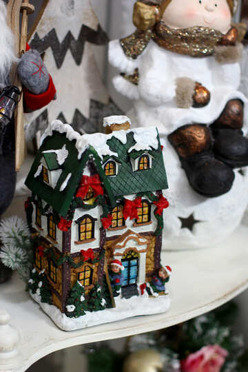 Fairytale house №47061