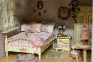 Interior dollhouse №47065