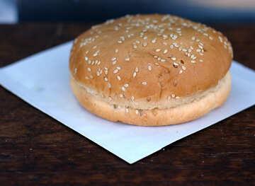 Buns for hamburger №47441